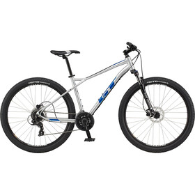 GT Bicycles Aggressor Expert, silver